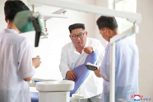 انتقاد کیم جونگ اون از وضعیت حوزه سلامت کشورش