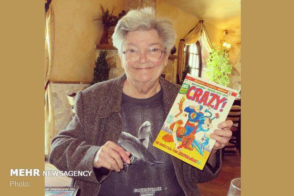 ماری سورین هنرمند افسانه ای مارول کامیکس درگذشت