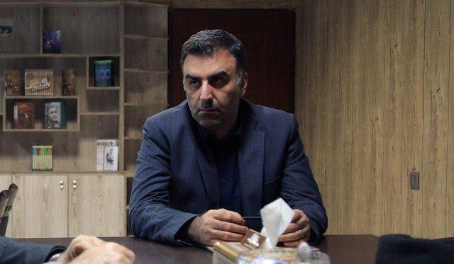 داروغه زاده دبیر جشنواره فیلم فجر ماند