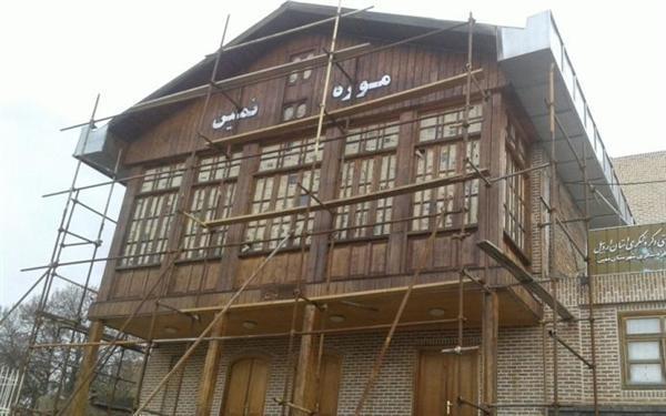 80درصد از عملیات مرمت موزه نمین به اتمام رسید