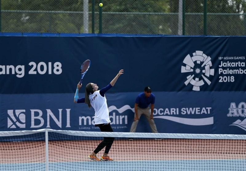 با دعوت فدراسیون تنیس آسیا، مشکات الزهرا به هند می رود
