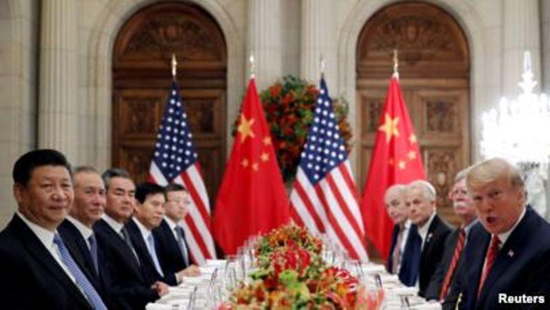 نشست پایانی مذاکرات تجاری آمریکا و چین باتأخیر برگزار می گردد