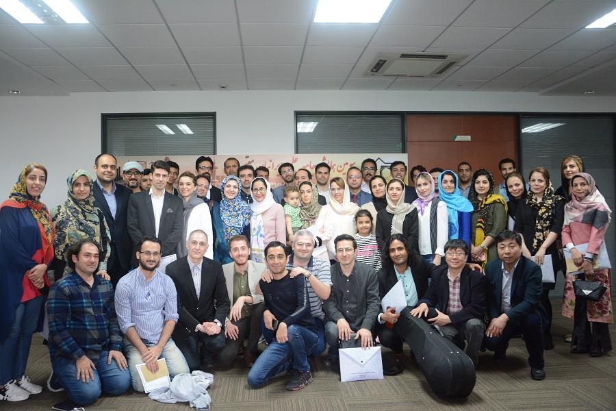 سومین همایش جامعه علمی ایرانیان مقیم چین برگزار گردید