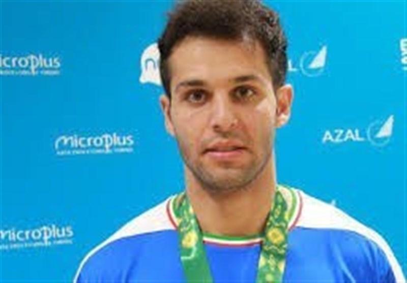 شهنام نظرپور: شرایط کسب سهمیه المپیک برای ما مهیا نیست
