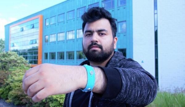 دستبندهایی که احساسات فرد را رصد می نمایند