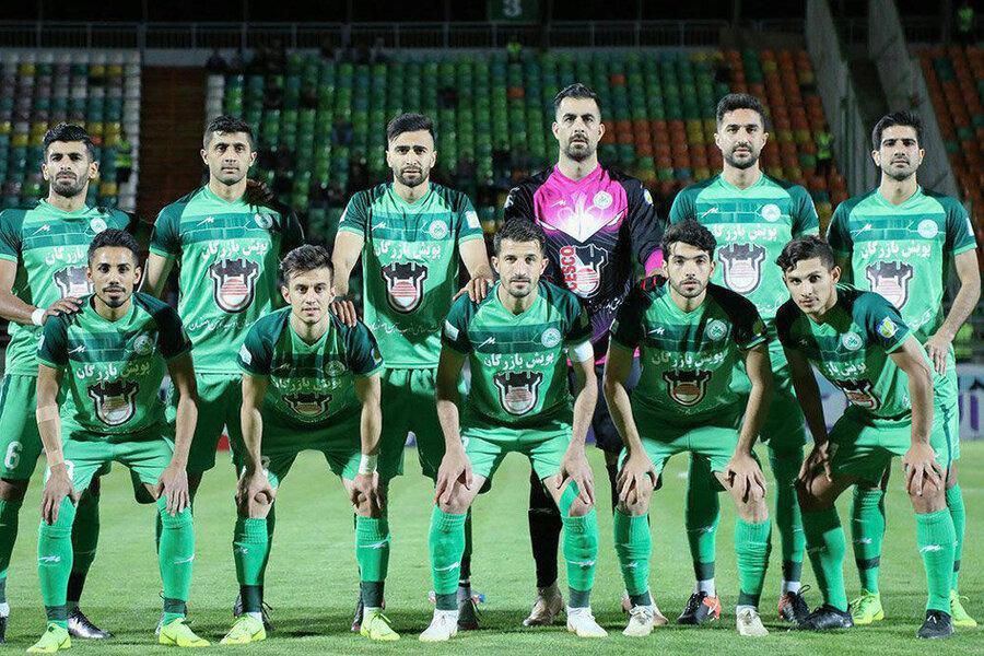 شکست ذوب آهن برابر الاتحاد ، امید شاگردان منصوریان به بازی برگشت