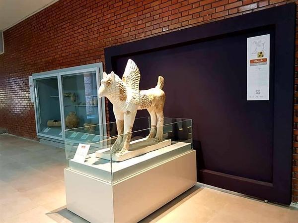 موزه هفت تپه با رنگ وبوی موزه لوور پذیرای گردشگران نوروزی