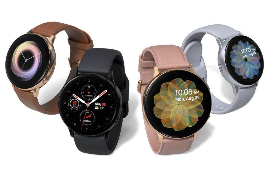 عرضه زود هنگام ساعت های هوشمند جدید سامسونگ