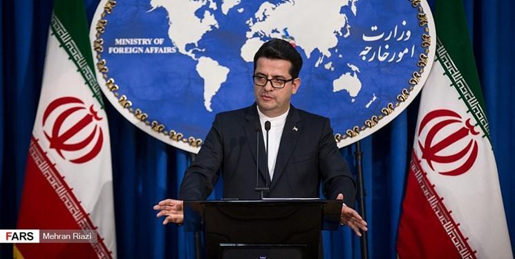 ایران اتهامات تکراری در بیانیه کمیته عربی در قاهره را مردود خواند