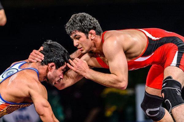 دورخیز حسن یزدانی برای کسب مدال المپیک 2020
