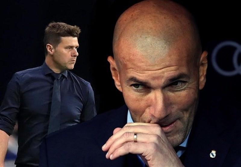 پوچتینو؛ گزینه اصلی جانشینی زیدان در رئال مادرید