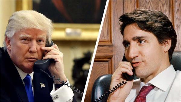 گاف تاریخی ترامپ در گفت و گو با نخست وزیر کانادا: آیا شما نبودید که کاخ سفید را به آتش کشیدید؟