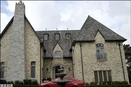 خانه مدیرعامل سابق بانک ملی در کانادا