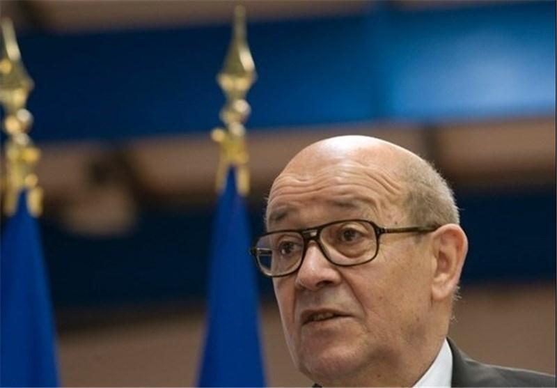 فرانسه خواهان تحریم تسلیحاتی ترکیه توسط اتحادیه اروپا شد