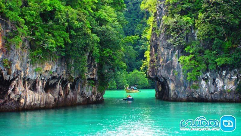 پوکت تایلند و هدایت برای گذراندن تعطیلات در آن