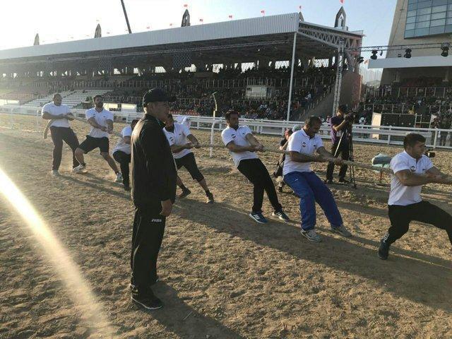 مسابقات منطقه چهار جام خوشه چین در استان مرکزی شروع شد