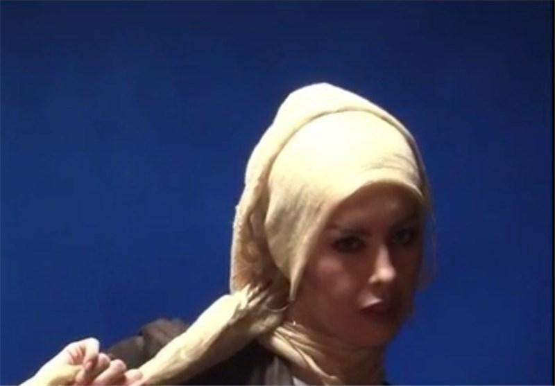 زنان مدل ایرانی به روایت شبکه چینی
