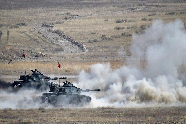 کشته شدن 480 نظامی کُرد از شروع حمله ترکیه به شمال سوریه