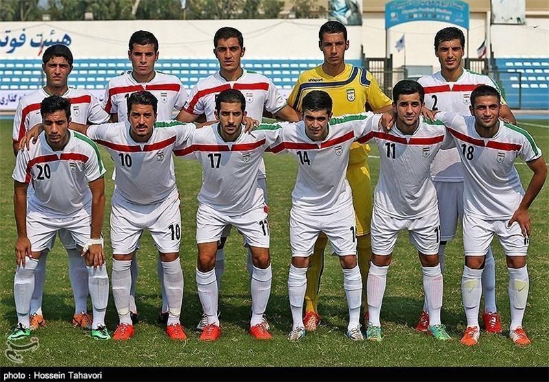 پیروزی یک نیمه ای جوانان ایران مقابل تایلند