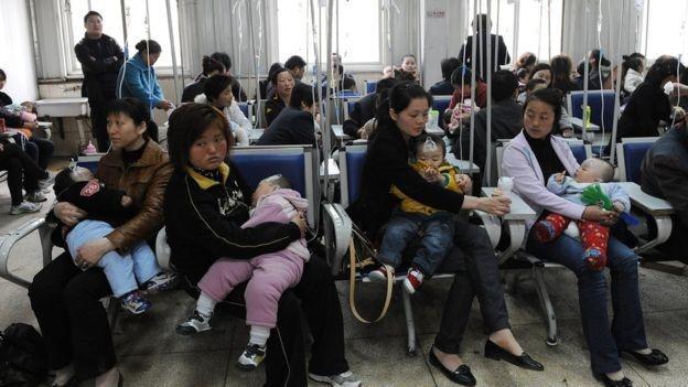 رسوایی های صنعت واکسن در چین
