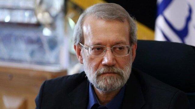لاریجانی درگذشت نماینده دوره نهم مجلس را تسلیت گفت