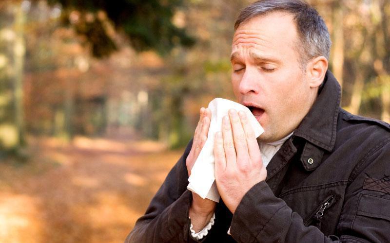 آلرژی بینی منجر به آسم می گردد