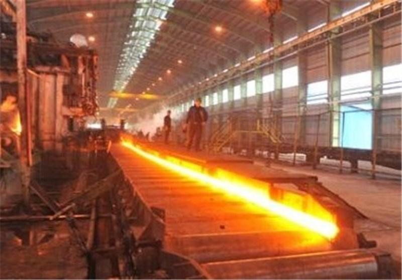 واردات ارزان فولاد چین به مسائل قبلی تولیدکنندگان اضافه شد