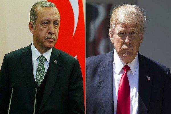 اردوغان فردا به آمریکا سفر می کند، دیدار با ترامپ