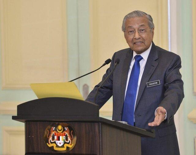 انتقاد نخست وزیر مالزی از تحریم ایران