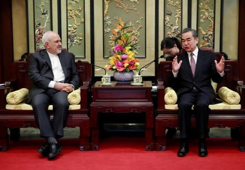 ملاقات ظریف با همتای چینی در پکن