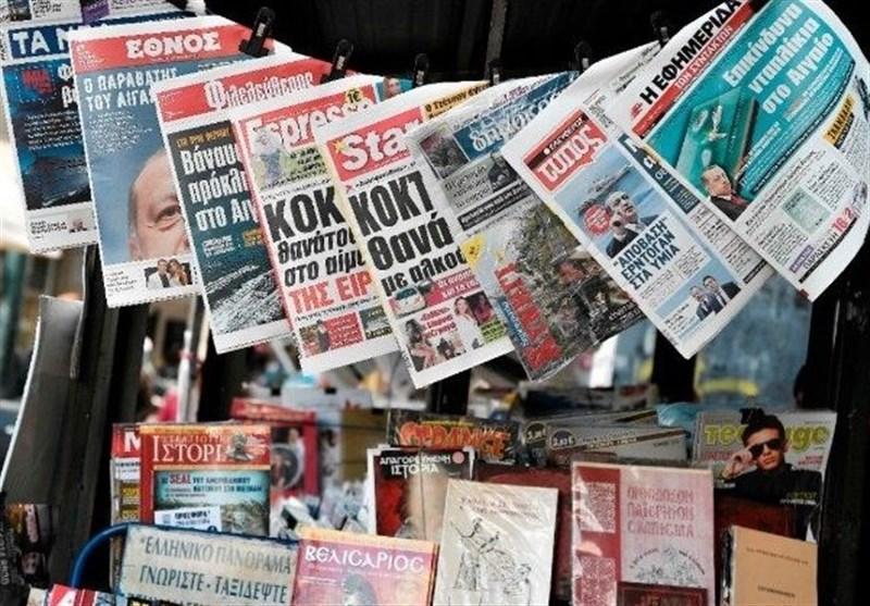 نشریات ترکیه در یک نگاه، حفتر٬ طرف پیروز در کنفرانس برلین، خرید اراضی گذرگاه استانبول توسط داماد اردوغان