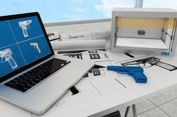 کوشش دادستان های آمریکا برای ممنوع کردن تفنگ های چاپ سه بعدی