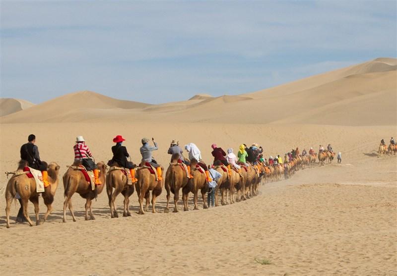 جاده ای که راستا پناهندگی شاهزادگان ساسانی به چین بود