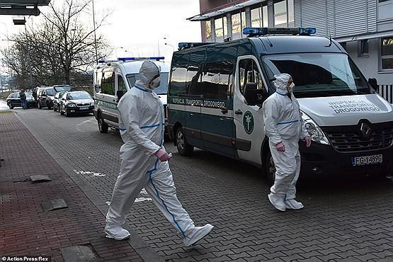 آمار وحشتناک ویروس کرونا در اروپا ، هشدار مرکل درباره ابتلای 70 درصد جمعیت آلمان