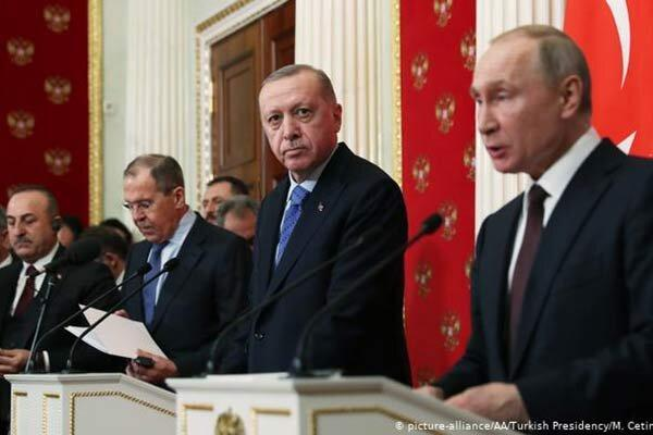 آتش بس در ادلب؛ توافق ترکیه و روسیه بعد از 6 ساعت گفت وگو