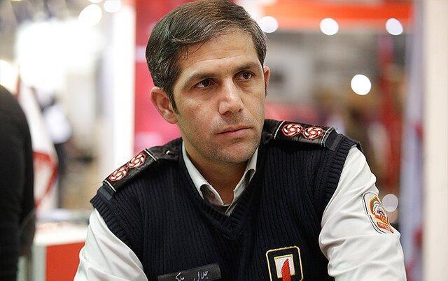 آخرین آمار حوادث آتش سوزی چهارشنبه سوری تهران تا ساعت 22