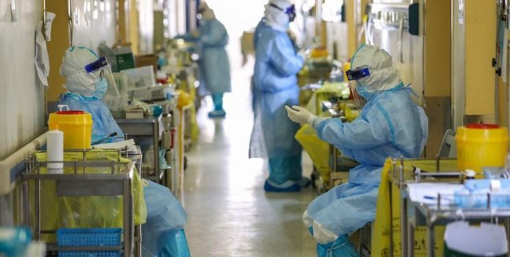 رباتی که به پرستاران شاغل در بخش های کرونا یاری می نماید