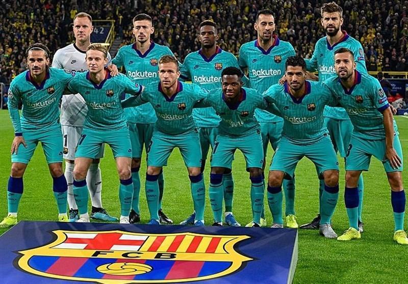 مخالفت بازیکنان بارسلونا با کاهش حقوق شان برای یاری به باشگاه
