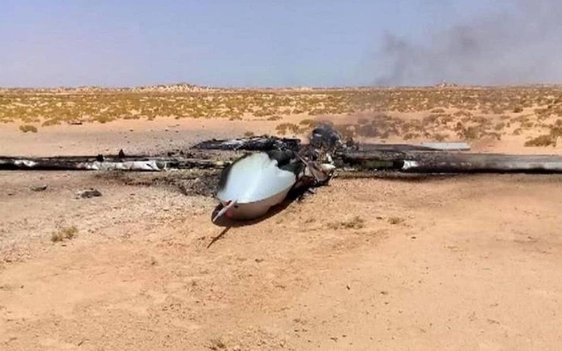 سرنگونی 2 پهپاد دیگر ترکیه در لیبی تنها به فاصله 2 روز