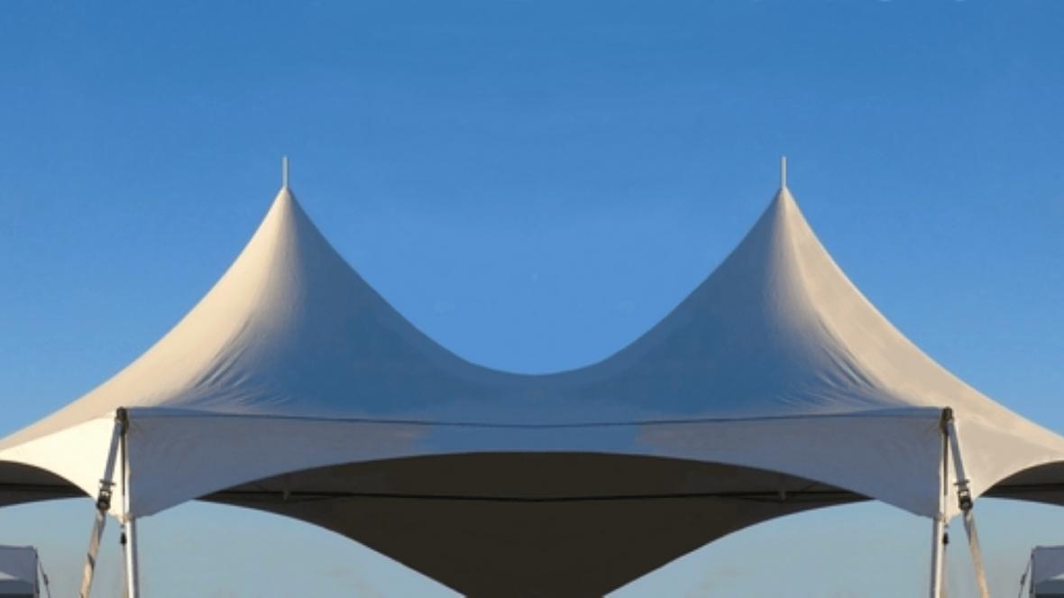 نحوه اجرای سازه چادری