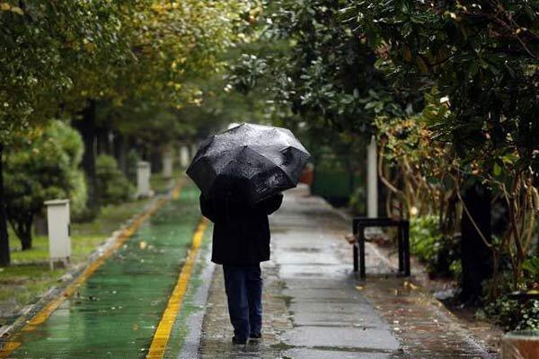 هشدار سازمان هواشناسی درباره تشدید بارش ها ، کدام استان ها بارانی می شوند؟