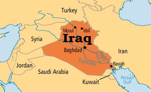 6 کشته و زخمی در حمله تروریست ها به نیرو های پلیس عراق
