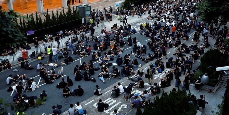 ناکامی مخالفان هنگ کنگی در جلب حمایت برای شروع دور تازه اعتراضات