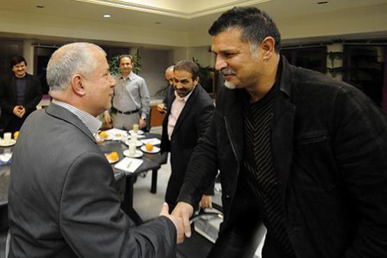 پروین: چرا نباید علی دایی رئیس فدراسیون فوتبال باشد؟