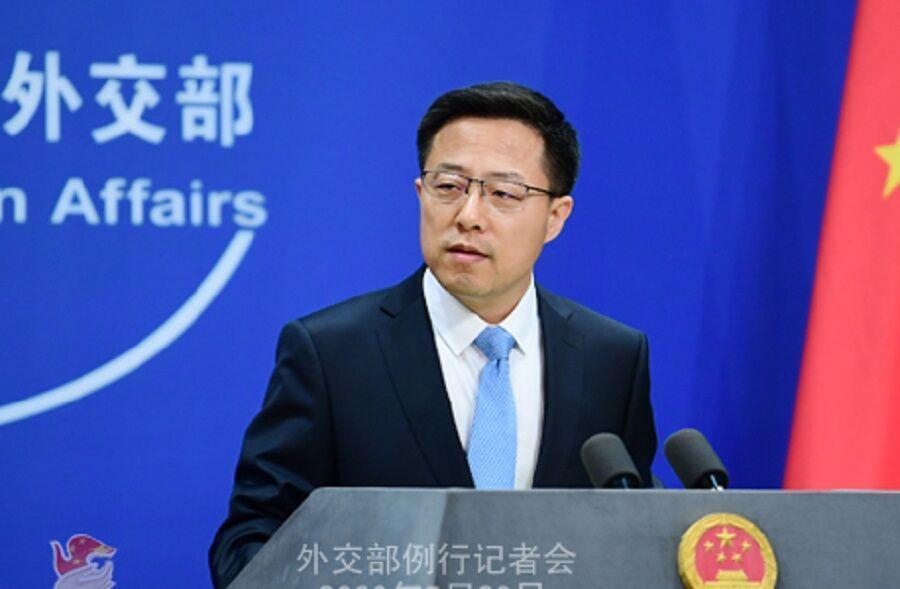 خبرنگاران واکنش پکن به قدرت نمایی آمریکا در دریای جنوبی چین