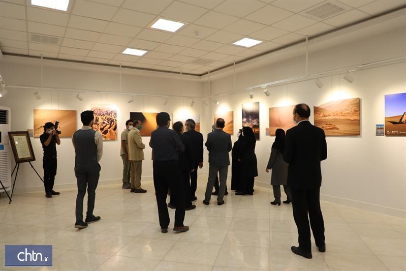 نمایشگاه عکس معرفی بیابان لوت و روستای دهسلم در خراسان جنوبی برگزار گردید