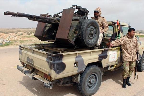 ارتش آمریکا، روسیه را به ارسال تجهیزات نظامی به لیبی متهم کرد
