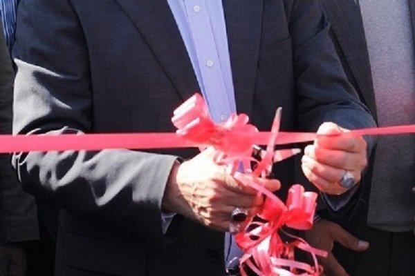 افتتاح و کلنگ زنی 7 طرح صنعتی در آباده
