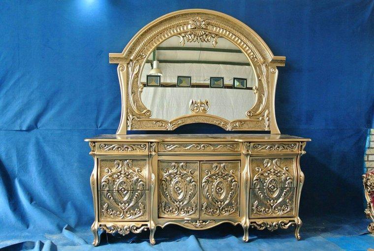 مدل های شیک آینه کنسول سلطنتی