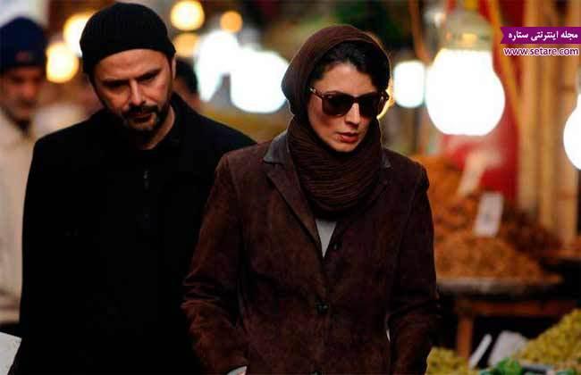 على مصفا و لیلا حاتمى، زوج بازیگر سینما، دردل دیوانه بهمن فرمان آرا